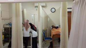 Ruang Periksa Dokter Umum